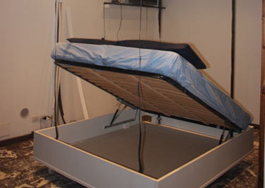 Your container bed